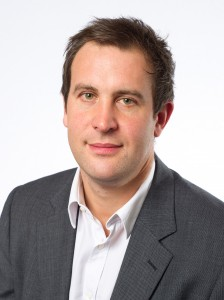 Robert Cuming, CEO