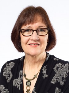 Judy Mallinson, Executive Assistant and AQP Contract Manager